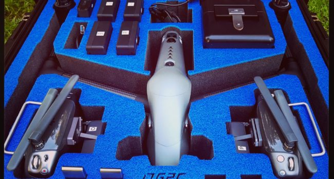 Review: GPC Travel Mode Case For DJI Inspire 2
