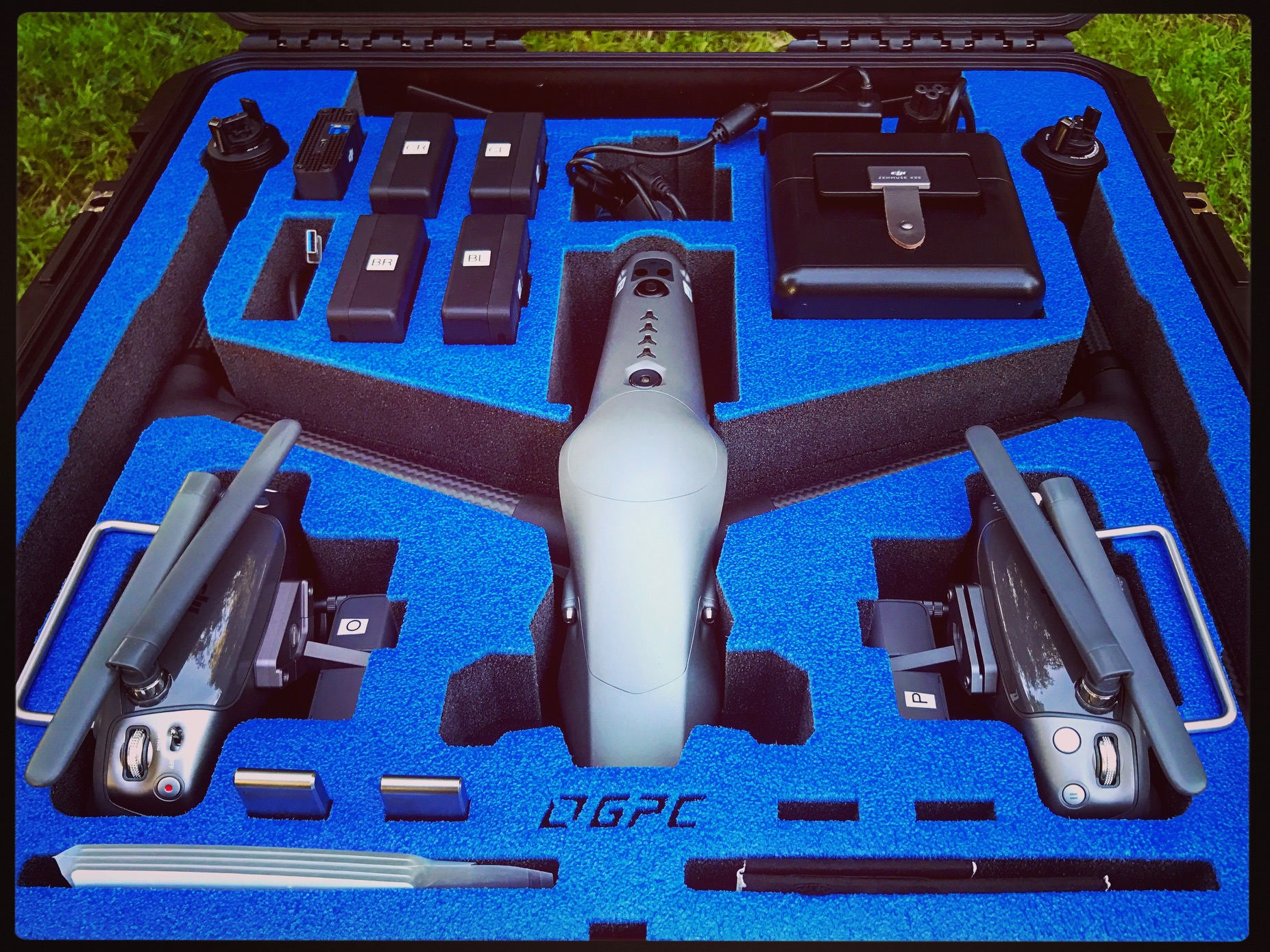 Review Gpc Travel Mode Case For Dji Inspire 2 The Society Of
