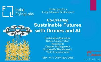India – Co-Creating Sustainable Futures With Drones And AI